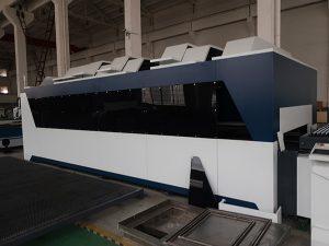 Preu de la màquina de tall per làser de fibra de metall de cnc de acer inoxidable 1000w