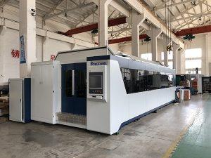 Tall de làser per làmines CNC de 12mm | Màquina de tall per làser de fibra 3KW 2KW 1KW 500W