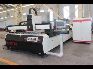Màquina de tall làser de fibra 500W per a xapa metàl·lica - talladora de làser d'acer inoxidable -Brand MVD