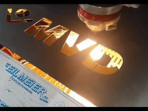 Màquina de tall làser a làser de 500W YAG 3mm -800W Màquina de tall per làser metàl·lica -marca ACCURL