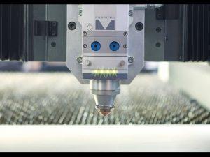 Màquina de tall làser de fibra de 700W nLight per tall de làser de 2mm de coure