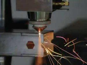 Màquina de tall de tub làser ACCURL de 1000w per a perfils de làser i perfils