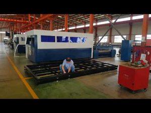 Màquina de tall làser de fibra ACCURL per a màquina de tallar làser per acer metàl·lic. Preu XINA ACCURL FACTORY