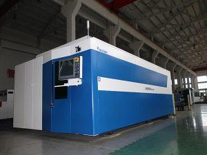 Màquina de tall làser de fibra CNC 500w 700w 1000w 2000w 3000w lleu / inoxidable / acer al carboni