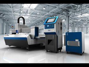 Màquina de tall làser CNC IPG 500W 700W 1000W - Talladora de làser de fibra