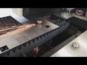 Com Xina Accurl 700w 1000w de fibra de xapa CNC de tall làser per a acer inoxidable
