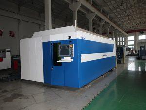 De la indústria àmpliament utilitzada màquina de tall làser de fibra 750w / 1000w