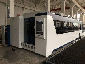 màquina automàtica de plaques d'alumini de tall de làser de 3mm