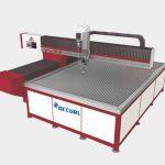 màquina de tall de raig abrasiu de superfície llisa tallador de pedra amb raig de baix soroll