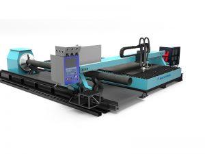 màquina automatitzada de tall de tubs