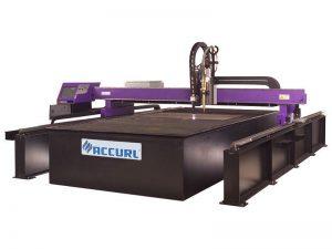 màquina de tall de plasma cnc d'acer inoxidable al millor preu