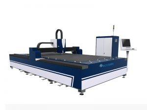 La màquina de tallar làser de fibra de QIGO més barata popular per a tallar xapes de metall