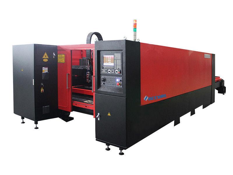 màquina de tall de metall làser cnc
