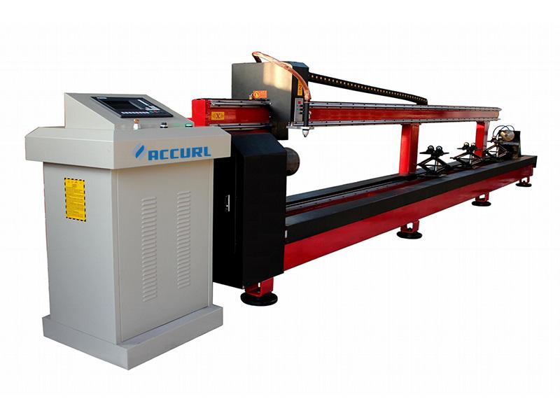 Màquina de tall de perfils de tubs CNC