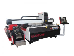 màquina de tall làser de fibra de metall de 500w cnc barata per a la venda