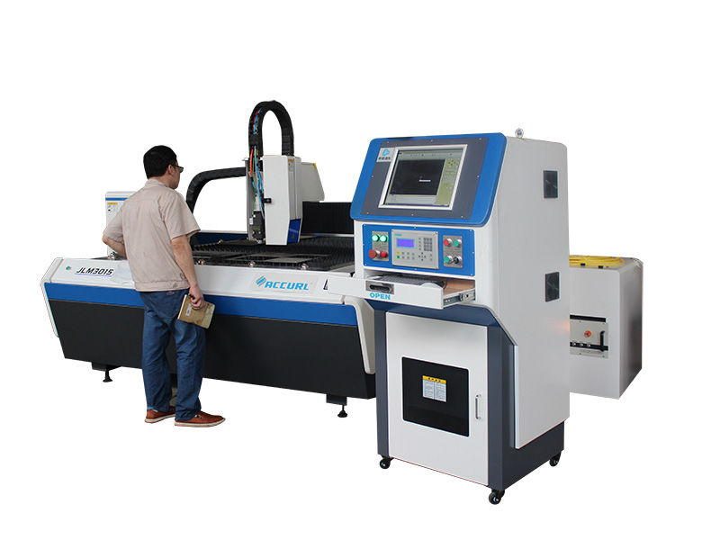 Especificacions de la màquina de tall làser