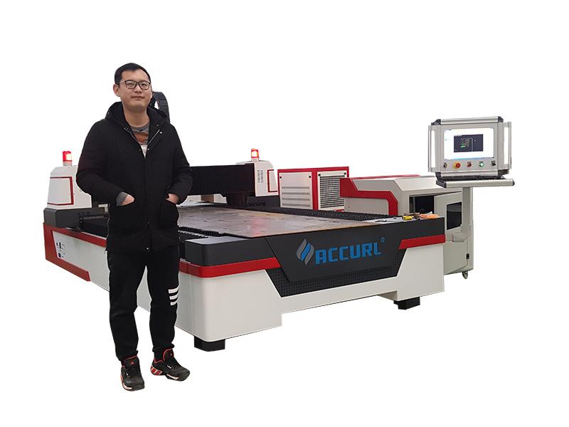 màquina de tall làser per tub metàl·lic