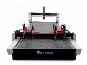 Mini tallador portàtil de raig d'aigua portàtil per a metall / pell / material compost