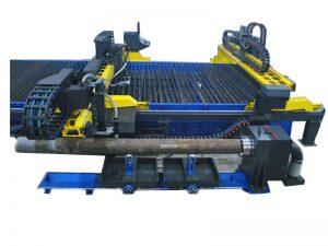 màquina de tall de canonades d'acer